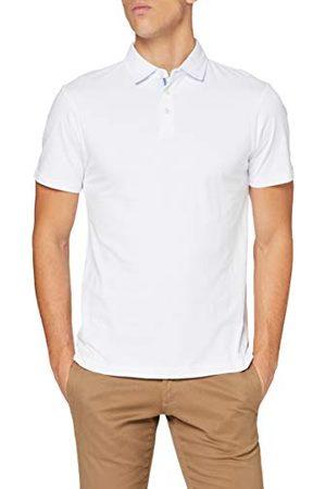 Hackett Selvedge Trim Jsy Ss Shirt voor heren