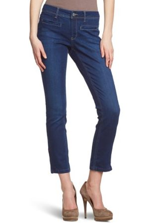 H.I.S Jeans dames jeans Tessa, HIS-131-10-433 Skinny/Slim Fit (groen) normale band