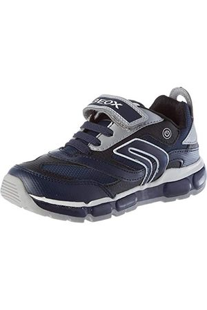 Geox J0444B0CEFU, Low-Top Trainer Jongens 33 EU