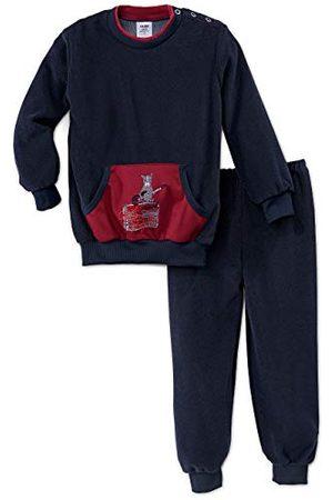 Calida Baby-jongens Toddlers Rockstar tweedelige pyjama