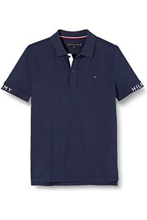 Tommy Hilfiger Jongens mouw Tekst Polo S/S Shirt