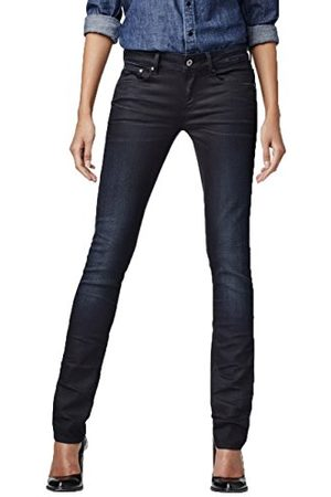 G-Star Dames Straight - Dames Jeans Attacc Mid Waist Straight