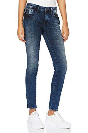 Mavi Adriana Zip Skinny Jeans voor dames