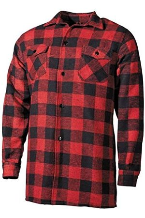 Mil-tec RED FLANNEL SHIRT