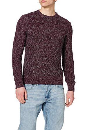 TOM TAILOR Jacquard pullover voor heren.