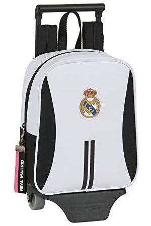 Safta Rugzak voor de kleuterschool met -rugzak van Real Madrid, 220 x 100 x 270 mm
