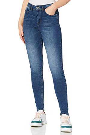 JDY Jona High Med Blue Noos DNM Skinny Jeans