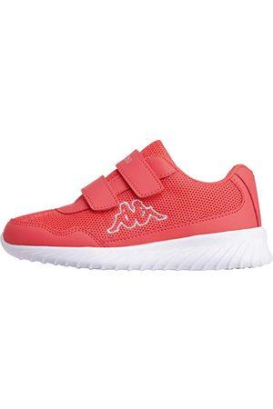 Kappa Cracker II K Sneakers voor jongens, 2810 Freaky Pink Whi, 25 EU