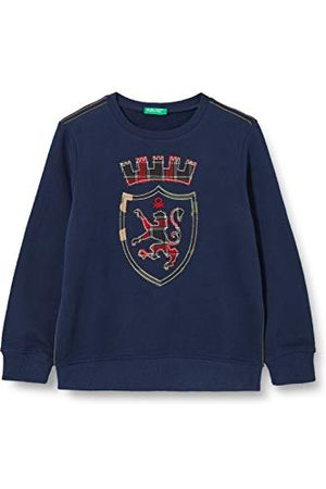 United Colors of Benetton United Colors of Benetton kinderpullover met capuchon - - XL
