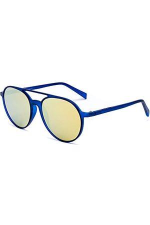Italia Independent 0038-022-000 Zonnebril voor volwassenen, uniseks, (azul), 53.0