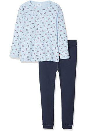 Sanetta Baby-jongens pyjama lange tweedelige pyjama