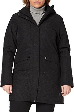 Vaude Dames Women's Limford Coat Jacket, Black, 38