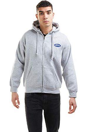 Tom Ford Mannen Logo Icon Zip Hood Sweatshirt - - XL
