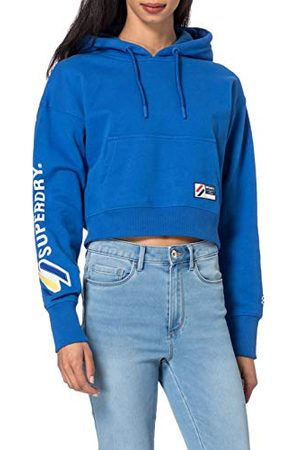 Superdry Sportstyle Graphic Boxy Hood Hooded Sweatshirt
