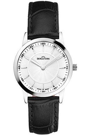 Bergstern Automatisch analoog digitaal horloge voor dames, met armband in Cloth S0332241