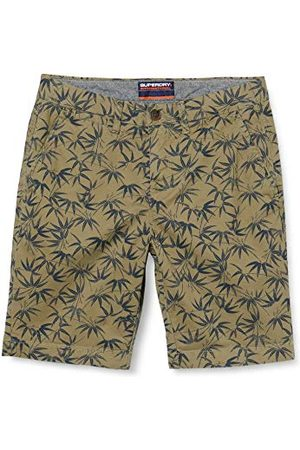 Superdry International Chino-shorts voor heren.