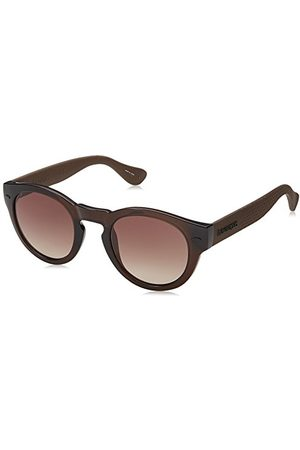 Havaianas Unisex volwassenen TRANCOSO/M J6 QGL 49 zonnebril, (Brown