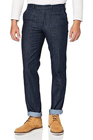 Brax Everest Denim Chino Straight Jeans voor heren,Dark Blue,50 NL