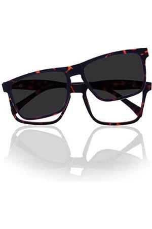 Foreyever Clip On zonnebril Tartaruga 42 Unisex kinderen