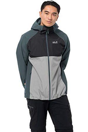 Jack Wolfskin Mount Isa Jacket Silver Grey L