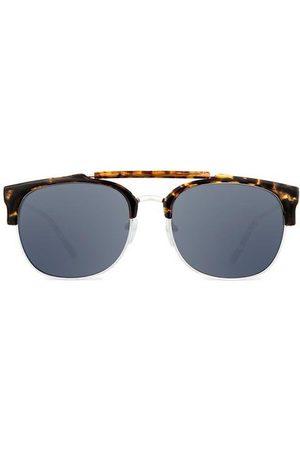 Maltessa 3504 zonnebril, terra/zwart, 52 unisex