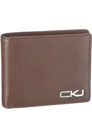 Calvin Klein CED105 PCH00, Portemonnees. heren 12.5x10x2.5 cm (B x H x T)