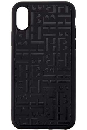 HUGO BOSS BOSS heren pcover_HBS Phone Case, Black1, 11M