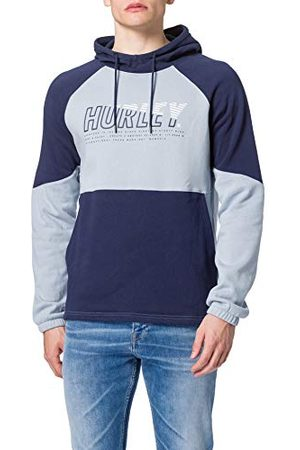 Hurley M Onshore Blokked Pullover Hooded Sweatshirt voor heren