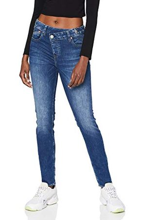 Herrlicher Prachtige dames Maze Slim Denim Cashmere Touch Jeans