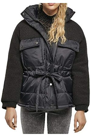 Urban classics Dames Dames Sherpa Mix Buffer Jacket Jassen
