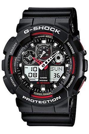 Casio Heren Horloges - Horloge GA-100-1A4ER, , één maat