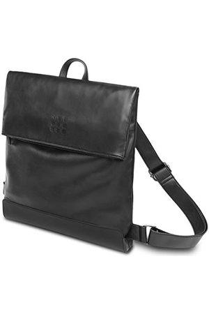 Moleskine (Klassieke opvouwbare rugzak, zachte rugzak voor laptops tot 12 inch, afmetingen 32 x 38 x 5,5 cm)