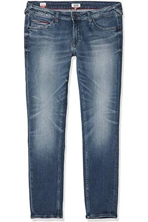Tommy Hilfiger Sophie Low Rise Skny Ankle Qnscl Straight Jeans voor dames