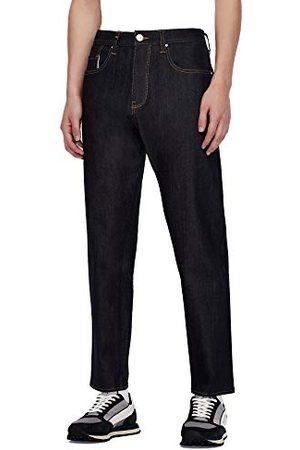 Armani Indigo Denim Jeans voor heren
