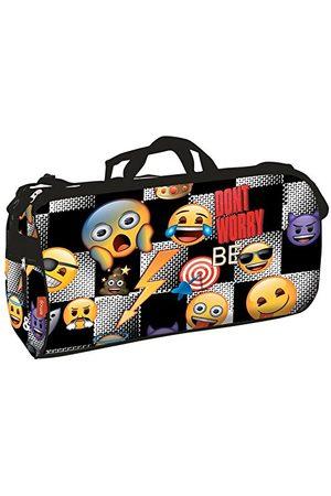 Montichelvo 56108 sporttas Emoji 55 cm, zwart