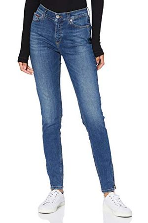 Tommy Hilfiger Dames Nora Mr Skinny Ankle Zip Ady Straight Jeans