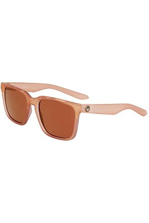 Dragon Heren DR Baile ION-688 zonnebril, Rose Wood/LL koperen ION, 54-19-145