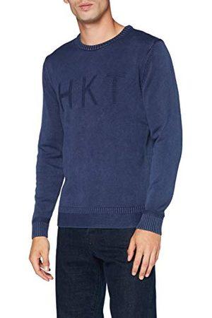 HKT BY HACKETT Hkt Ldn Logo Crew Pullover voor heren