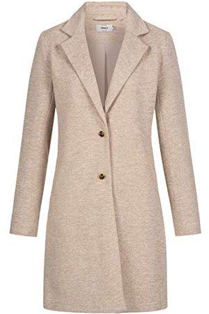 ONLY Dames Onlcarrie Life Mel Coat OTW Noos Mantel
