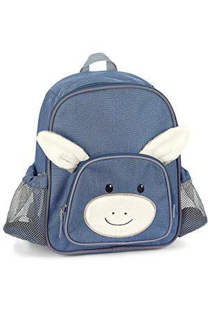 Sterntaler Functionele rugzak, ezel Emmi, leeftijd: kinderen vanaf 3 jaar, blauw/wit