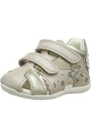 Geox J0324G05443, slipper Baby-Meisjes 25 EU