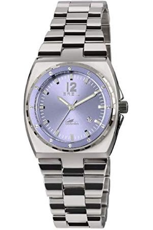 Breil Dames analoog kwarts horloge met roestvrij stalen armband TW1546