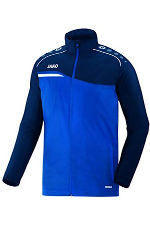 Jako Competition 2.0 jas voor heren, all-weather jack, royal/marine, L