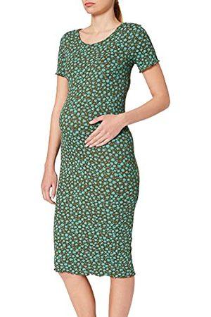 Supermom Dames Dress Ss AOP Flower Jurk