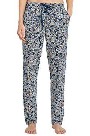 Schiesser Dames Mix + Relax jerseybroek lang pyjama-onderdeel