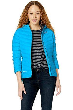 Helly Hansen W Verglas Hooded Down Geïsoleerd Sportjack, (Azul 628), X-Small (maat fabrikant: XS) voor dames