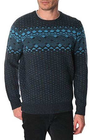 Timberland Heren RED HILL RIVER CREW SWEDISH BLUE pullover