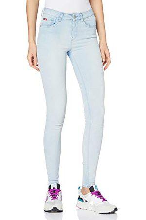 Lee Cooper Dames Pearl Skinny Fit jeans, lichtblauw, standaard