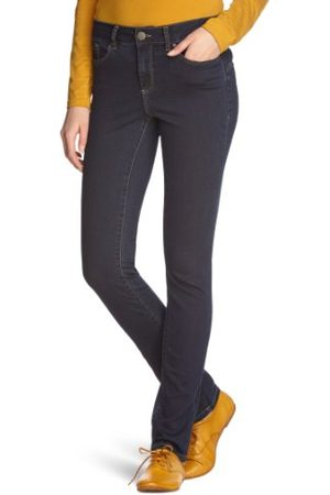 H.I.S Jeans Dames Jeans Carmen, HIS-131-10-036 Skinny/Slim Fit (rouw) normale band