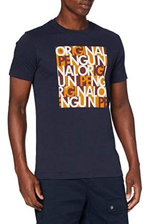 Original Penguin T-shirt met korte mouwen voor heren